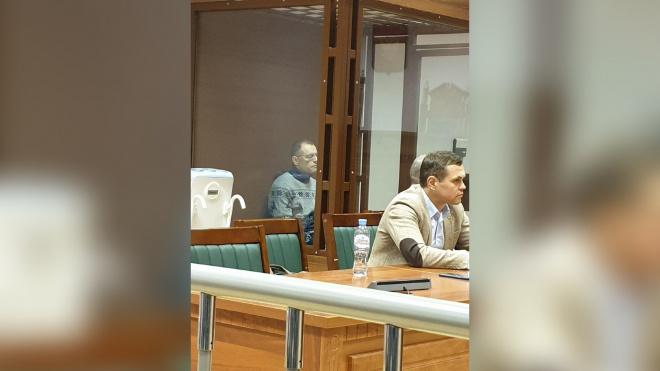 В Петербурге в зале суда освободили главу саентологов
