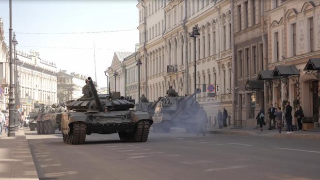 На Дворцовой площади выставят ретроавтомобили времен войны