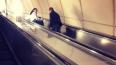 """В метро """"Комендантский проспект"""" человек потерял сознани..."""