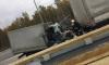 В Петербурге в жутком ДТП зажало водителя фуры