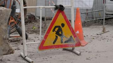 Новые ограничения движения транспорта вводятся с 11 апреля в Петербурге