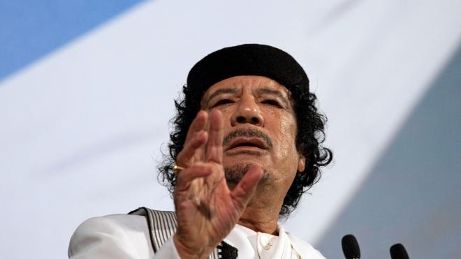 "Охота на Каддафи. Авиация НАТО или ""Хищники"" Пентагона разбомбили резиденцию в Триполи?"
