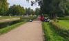 В Сампсониевском саду выловили труп мужчины
