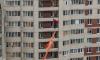 """Петербургский канатоходец опубликовал снимки со своей """"прогулки"""" на уровне 15 этажа"""