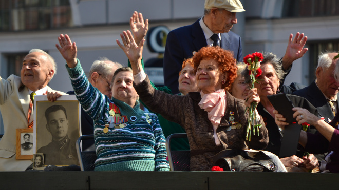 Петербургское правительство прорабатывает варианты празднования Дня Победы