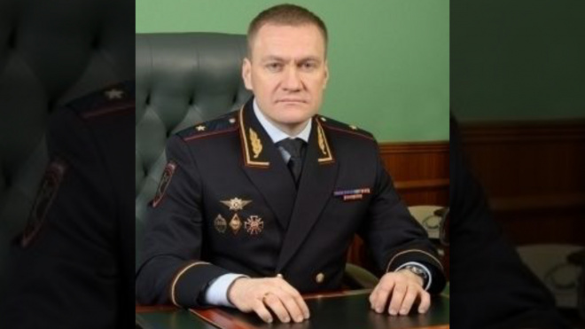 Путин назначил нового главу ГУ МВД по Петербургу и Ленобласти