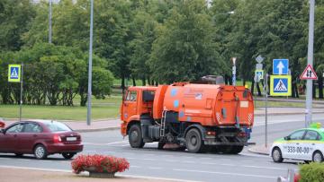 Дорожные службы подвели итоги летней уборки