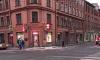 В Петроградском районе с исторического дома обвалилась лепнина