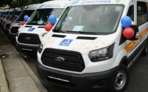 Патронажные бригады скорых приехали на помощь к трем тысячам пенсионеров в Ленобласти