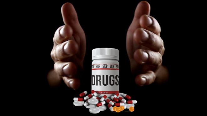 В Петербурге чаще всего продают наркотики