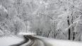 В субботу Петербург накроет снегопад и шторм