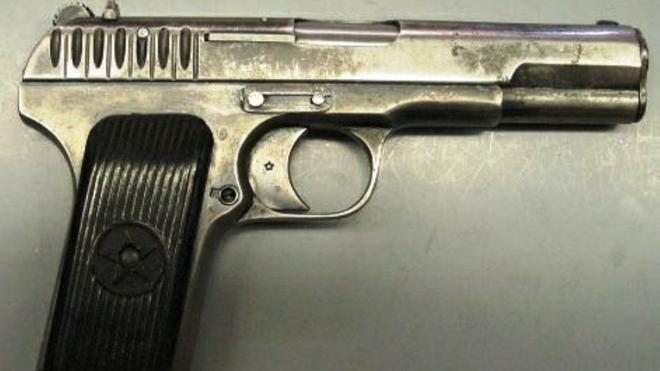 Полицейский застрелил москвича из выкопанного на местах боев ТТ