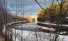 МЧС предупредило жителей города и области об опасности выхода на лед