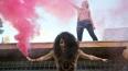 Активистки FEMEN устроили акцию на форуме в Давосе