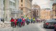 Организаторы Велопарада Дедов Морозов и Снегурочек ...