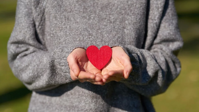 В Петербурге в День всех влюбленных придет тепло