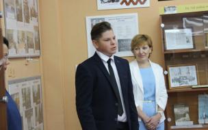 В Кондратьево состоялось торжественное открытие школьного краеведческого музея
