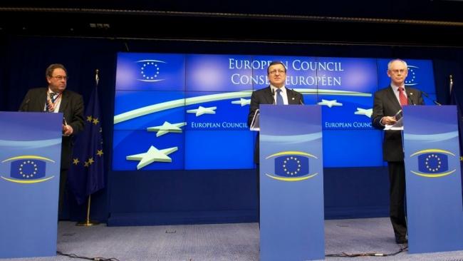 Греции придется подождать кредита от Еврокомиссии до марта 2012 года