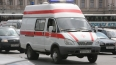 В Петербурге маршрутка перевернулась после столкновения ...