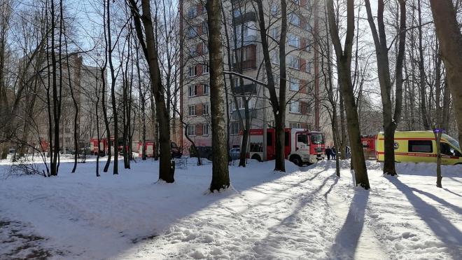 После пожара в квартире на Карпинского нашли обгоревшее тело пенсионерки