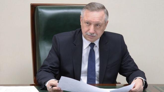 Александр Беглов провел встречу с депутатами ЗакСа