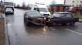 Водитель и ребенок пострадали в ДТП на Ярослава Гашека