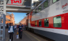 Пассажирам двухэтажного поезда Петербург-Москва запретили петь в душевых