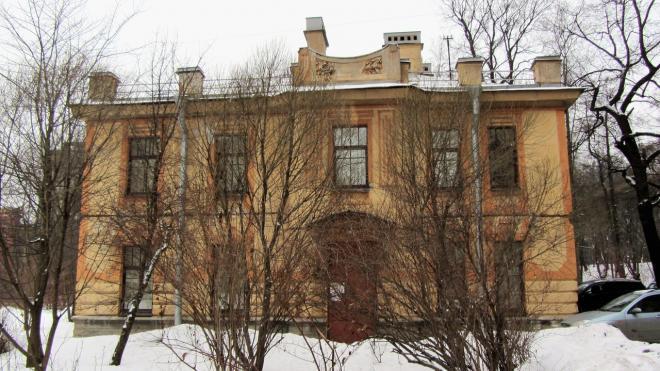 Определен разработчик проекта реставрации особняка Хрусталева на Большом Сампсониевском проспекте