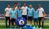 """Теннисист Медведев признался, что начал болеть за """"Зенит"""""""