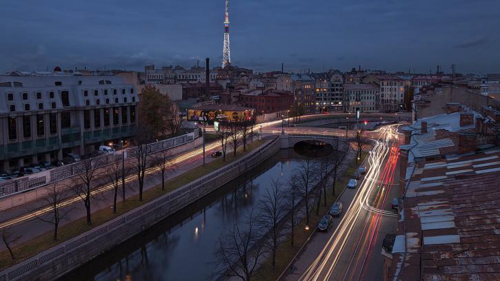 В Петроградском районе займутся созданием общественных пространств и улучшение качества жилого фонда