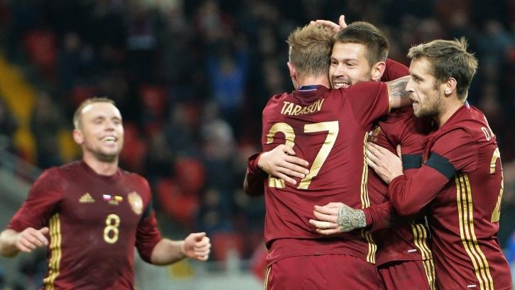 Россия заплатит Бельгии 300 тысяч евро за товарищеский матч