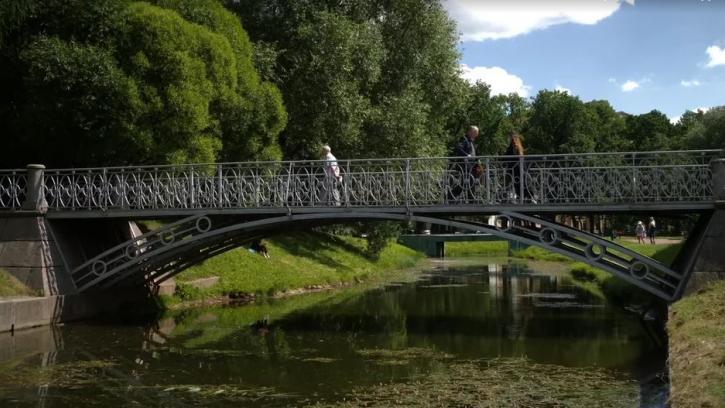 Еще 6 парков Петербурга стали доступными для посещения