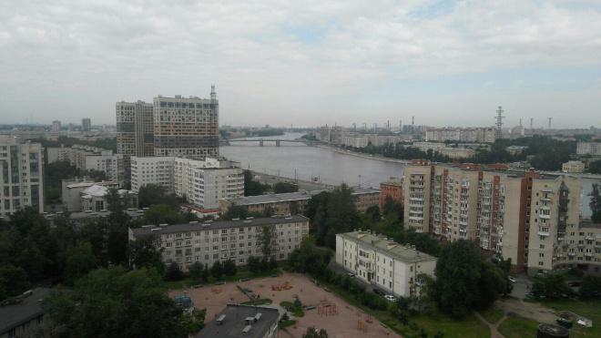 Некоторые жители Невского района остались без света в понедельник утром
