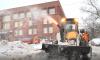В Петербурге 7 марта работают 938 уборочных машин и 1037 дворников