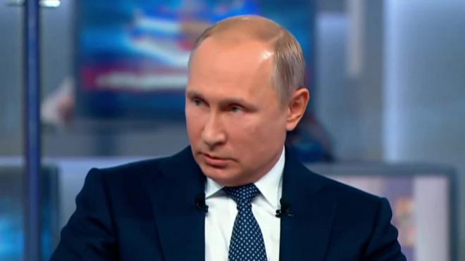 Владимир Путин приедет в Санкт-Петербург на Рождество