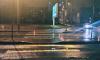 Автомобиль сбил трех пешеходов на Октябрьской набережной