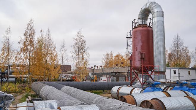 На Парнасе стартовала реконструкция теплосети-гиганта