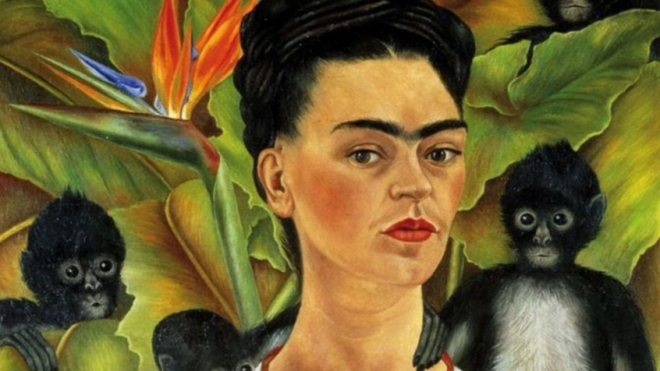 Фрида Кало померялась длиной очереди с Серовым