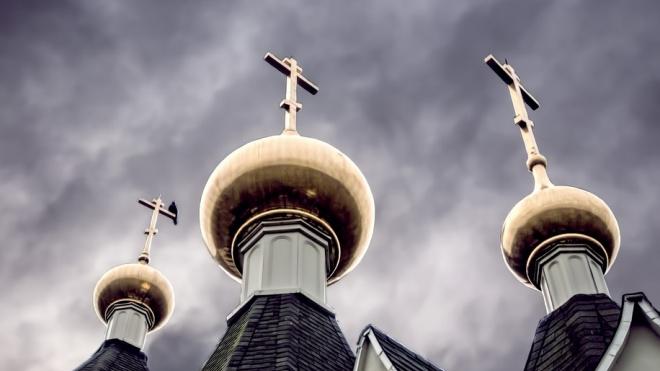 На юго-западе Петербурга осветят церковь святителя Иоанна Милостивого