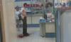 Неизвестный порезал охранника супермаркета в Купчине