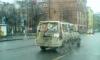 На Петроградской стороне появился бомж-автобус