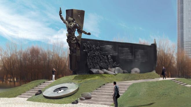 Памятник павшим Героям России могут установить в Купчино