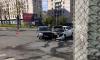 Два автомобиля столкнулись на пересечении Автовской и Краснопутиловской