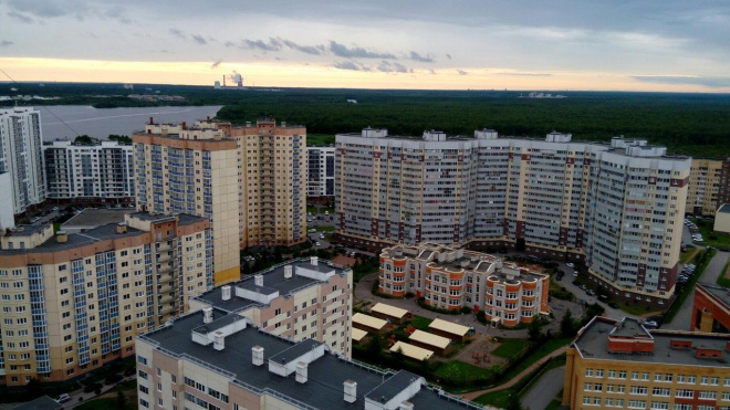 Жилищная инспекция назвала лучшие районы Петербурга за сентябрь