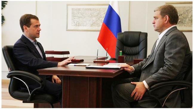 Губернатор Приморья досрочно ушел в добровольную отставку