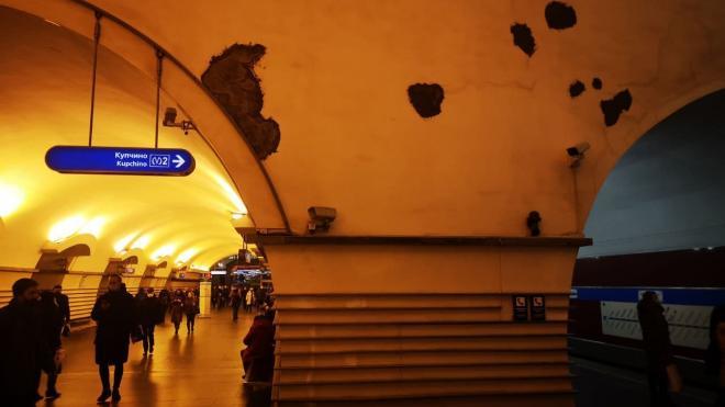 В метрополитене Петербурга рассказали, как удается не закрывать станции при капитальном ремонте
