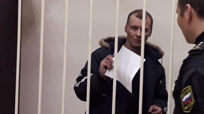 """Петербуржец, который устроил взрыв в """"Перекрёстке"""", отправлен на принудительное лечение"""
