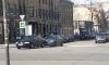 Два автомобиля столкнулись на пересечении Среднего проспекта Васильевского острова