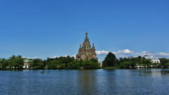 Реставрация колокольни Петропавловского собора пройдет в 2021 году в Петергофе