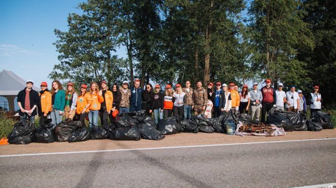 Экологические кемпинги начали работу в Петербурге и Ленобласти